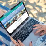 Blue Horizon Resort Website Design