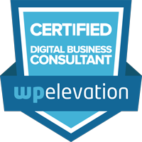 WP Elevation - Certified Business Consultant